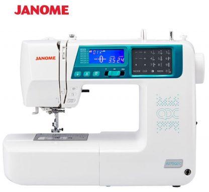 Elektronski šivalni stroj Janome 5270QDC