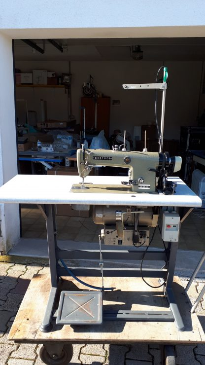 image of used industrial sewing machine